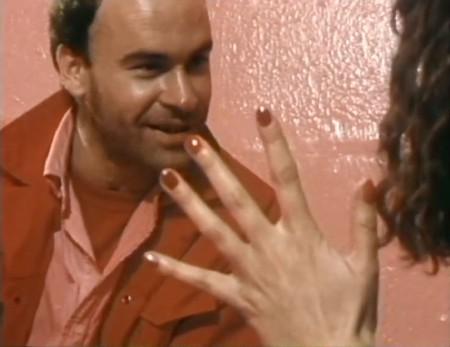 Screenshot aus dem Film: Verändern kann man eigentlich wenig, BR Deutschland 1979/1980, Dokumentarfilm, 65 min, 16mm, Regie: Adolf Härtl, Renate Härtl Quelle: http://www.filmportal.de